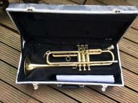 Brass trumpet for sale