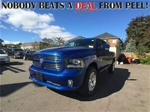 2017 Ram 1500 Brand New 2017 Ram Sport, Quad, Only $34,995 & 0%