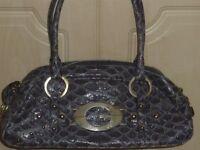 Original Guess Handbag with matching purse.