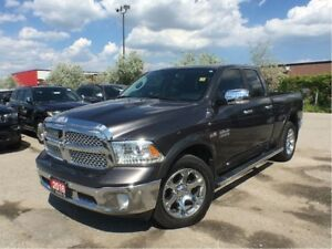 2016 Ram 1500 LARAMIE**4X4**LEATHER**SUNROOF**NAVIGATION**