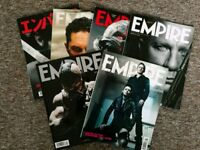 Empire film magazines - FREE