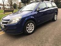 Vauxhall Astra estate club 2005 automatic very reliable,2 keys,service history,aa/rac welcome p-ex