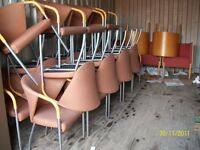 16 chairs for sale on their own £7.00 each free local delivery