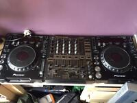 2x Cdj 1000 Mk3 Djm 600 And Tractor Search A6 Open To Sensible Offers