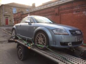 AUDI TT 3.2 BREAKING ALL PARTS FOR SALE