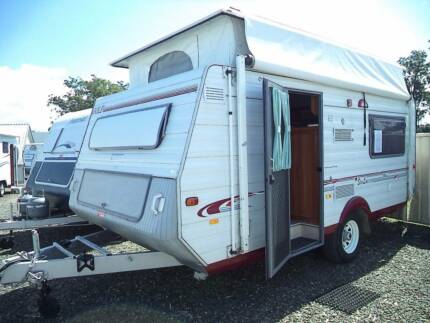 (54.#901) 1999 GOLF STARLINER ATV 15'6 Approx. Off-Road Poptop Nabiac Great Lakes Area Preview