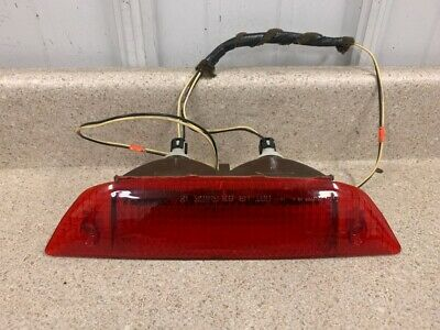 93 02 Chevy Camaro SS Center High Rear Third Brake Light 3rd Lamp OEM GM