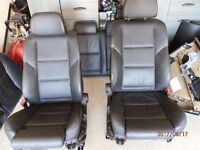 BMW M SPORTS SEATS AND DOOR CARDS