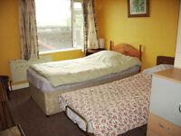 Paignton dbl-rm. + ideal Totnes & S Devon college