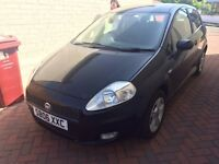 2006 Fiat Punto Grande Active Sport. Excellent condition. Full service history, MOT'd & taxed