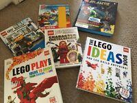 books - lego
