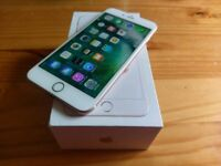 iPHONE 6 UNLOCKED GREAT CONDITION 16 GB GOLD BOX CHARGER £140