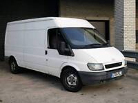Ford Transit T350 (125) the engine version with mechanical injectors bulletproof!