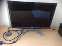 Acer 19 Inch Widescreen Computer PC Monitor