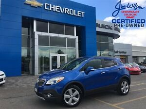 2016 Buick Encore Premium AWD ROOF NAV LEATHER ALLOYS!!!