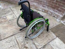 Zippie youngster 3 child's wheelchair