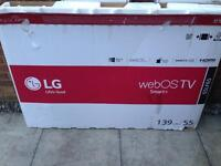 "55"" LG SMART TV"