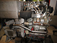kubota diesel z482 engine with generator