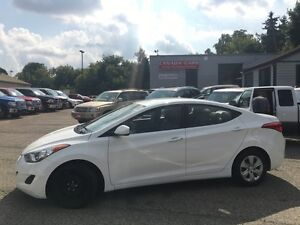 2013 Hyundai Elantra GL | Cruise | 6 Speed Manual |