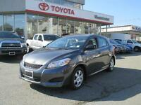 2010 Toyota Matrix Base 5-Speed Manual