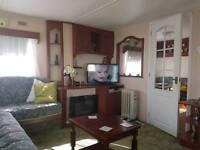 Caravan for hire 2 Bedroom Red Lion Arbroath