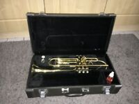 Jupiter Trumpet, excellent condition, selling in a Yamaha case