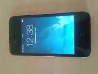 APPLE iPHONE 4 - BLACK - 16GB
