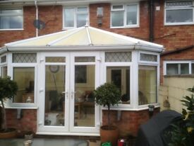 BARGAIN Used upvc victorian conservatory