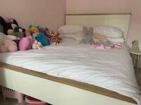 Double Bed wooden Bed Frame