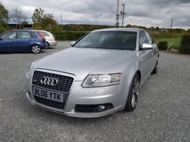 Audi A6 Saloon 2.0 TDI S line 4dr with sat nav