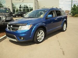 2015 Dodge Journey AWD R/T LEATHER, NAV, BACKUP CAMERA, 3RD ROW