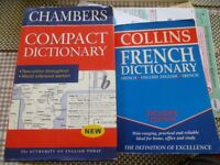 English and French Dictionaries