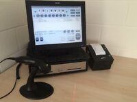 ★ Retail Epos & Touchscreen Till PoS Great for E-cig, Sweet, Discount, Sporting, Phone, Repair Shop