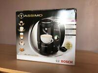 Tassimo Coffee Machine (Black & In Working Condition)