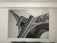 Eiffel Tower Canvas large