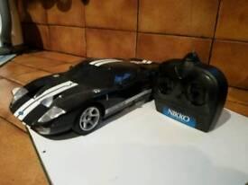 FORD GT REMOTE CONTROL CAR