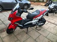 Gilera nexus sp 250cc