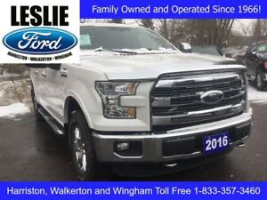 2016 Ford F-150 Lariat | Navigation | Heated Mirrors