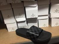 Louis Vuitton sliders