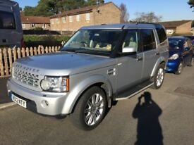 Land Rover Discovery 4 3.0 SD V6 HSE