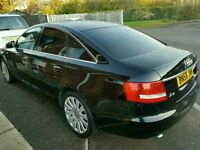 audi a6 SE limited edition 58 plate