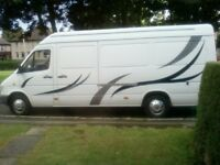 merc sprinter camper /motor home