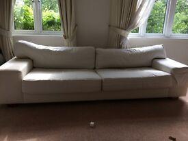 Three seated sofa