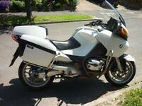 BMW R1200 RT ex-police 62,000 miles, White