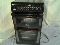 cannon 50 cm free standing electric cooker