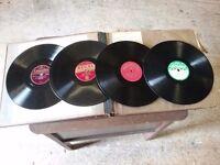 Records ,78RPM