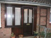 1 bedroomed bungalow swap for 1 or 2 bedroomed bungalow or house.Housing association or council
