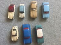 Dinky and Tri-ang Toy Cars