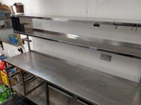 Kitchen Prep Station / Workbench