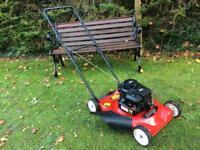 "Petrol Lawnmower Large 20"" Cut Paddock Mower"